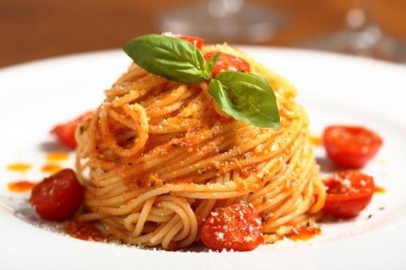 Spaghetti alla milanese