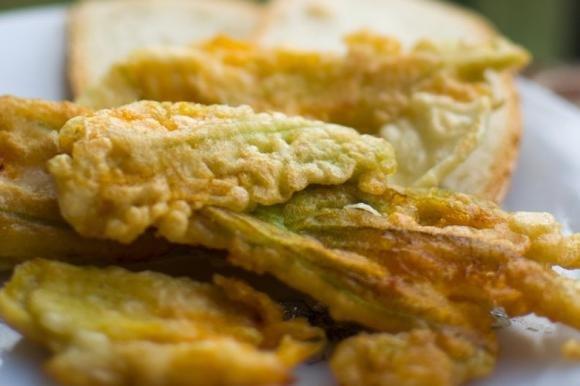 Fiori Di Zucca.Fiori Di Zucca Fritti Con Pastella Alla Birra Fidelity Cucina