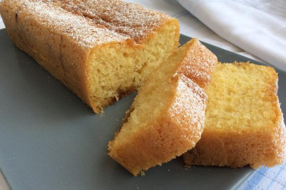 Plumcake soffice con marmellata di limoni