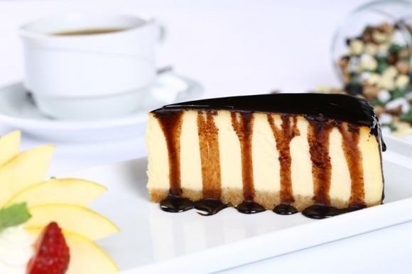 Cheesecake espressino