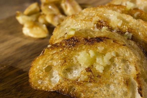 Pane fritto salato