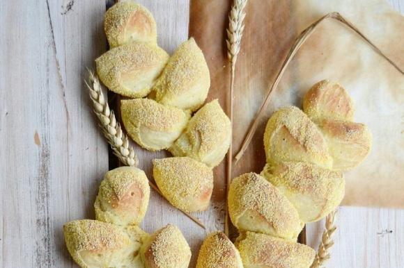 Spiga di pane di semola di grano duro