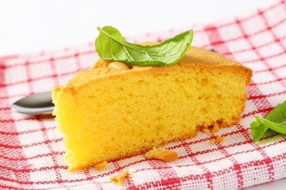Torta margherita soffice senza fecola