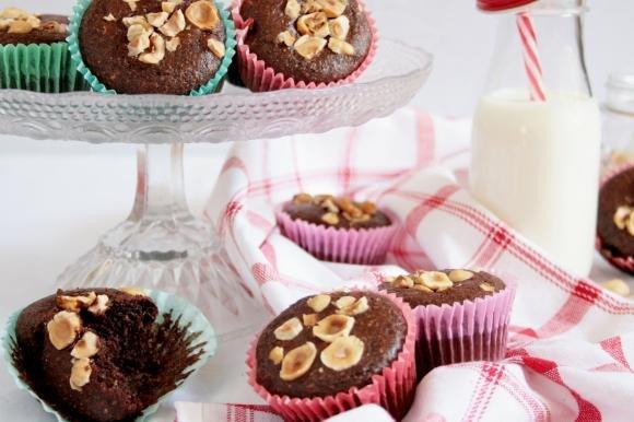 Muffin light al cacao