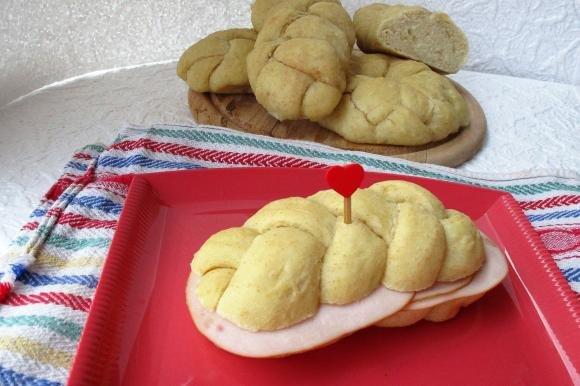Treccine di pane