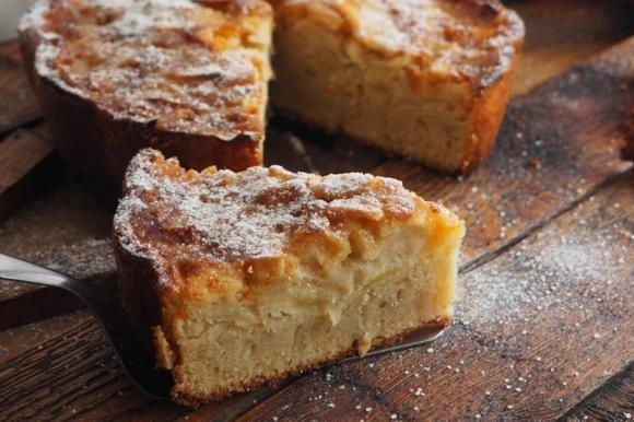 Torta di mele Bimby senza burro