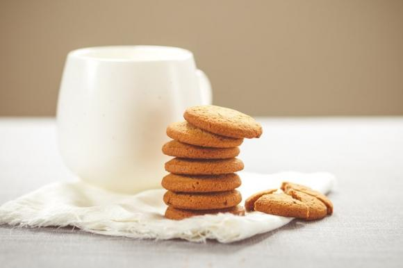Biscotti al latte da inzuppo