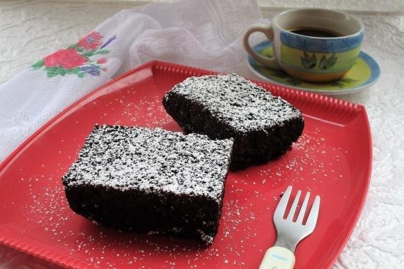 Tortini al cacao senza latte, uova e lievito