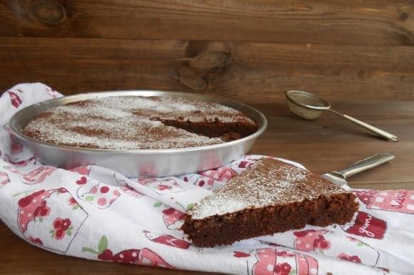 Torta cioccolatino morbida