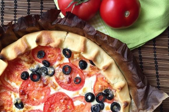 Torta salata alla pizzaiola