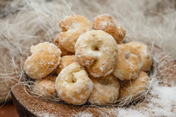 Zuccherini montanari all'anice
