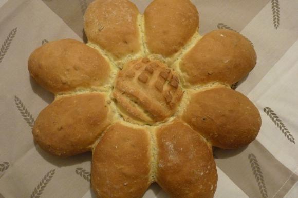 Fior di pane ai semi misti