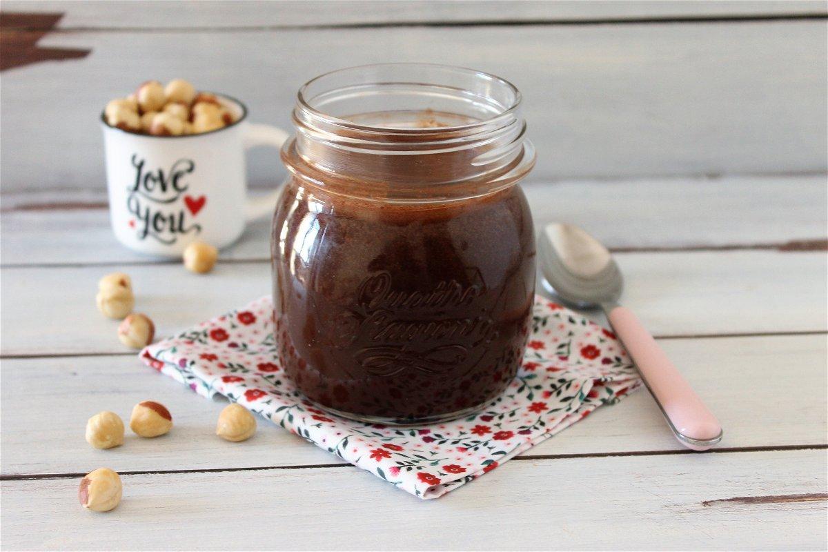 Ricetta Nutella Senza Nocciole.Crema Spalmabile Alle Nocciole Senza Lattosio Fidelity Cucina