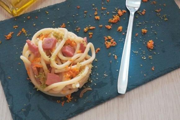Pici agrumati lime e arancia