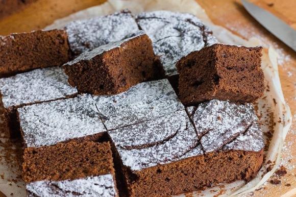 Brownies al cioccolato e burro d'arachidi