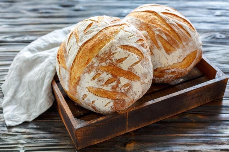 Ricetta Lievito Madre Veloce.Pane Con Lievito Madre Ricetta Del Pane Fatto In Casa Fidelity Cucina
