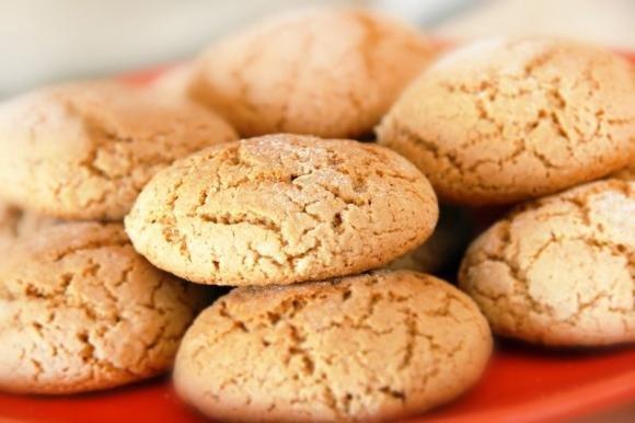 Biscottini dietetici integrali fatti in casa