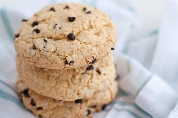 Cookies americani senza glutine