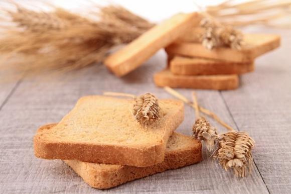 Fette biscottate senza olio di palma fatte in casa