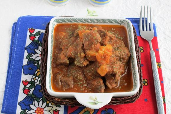 Gulash ungherese bimby