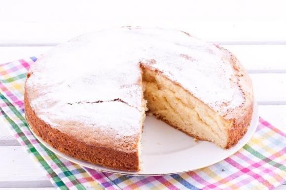 Torta sabbiosa mantovana o torta del 3
