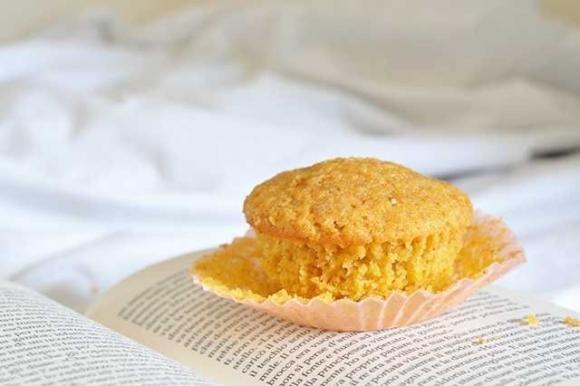Muffin zucca e amaretti