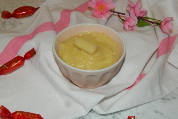 Crema alle caramelle Rossana