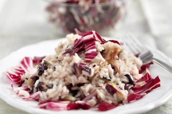 Ricetta Risotto Asparagi E Radicchio.Risotto Al Radicchio Bimby Ricetta E Varianti Fidelity Cucina