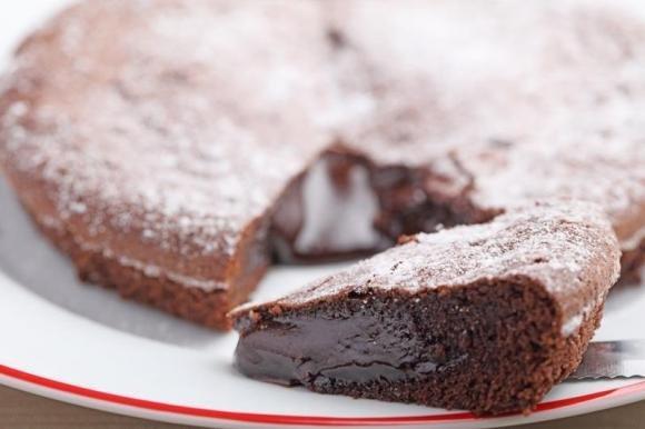 Torta cioccolatino dal cuore cremoso