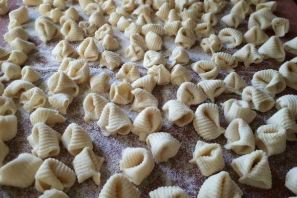 Su Pitzosu: pasta fresca sarda fatta in casa