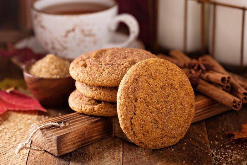 biscotti dietetici con cannella
