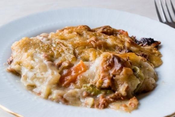 Ricetta Verdure Besciamella.Verdure Al Forno Con Patate E Besciamella Ricetta Di Fidelity Cucina