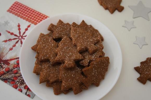 Biscotti alla cannella e cacao
