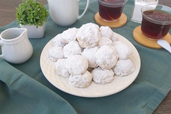 American snowball cookies