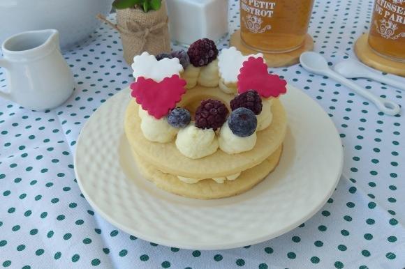 Cream Tart di frolla al limone e mousse al cioccolato bianco