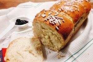 Pan brioche all'olio Bimby