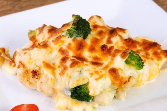 Lasagne ai broccoli con scamorza