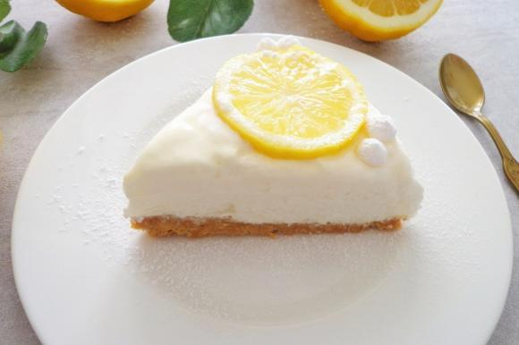 Cheesecake al limone con ricotta e mascarpone