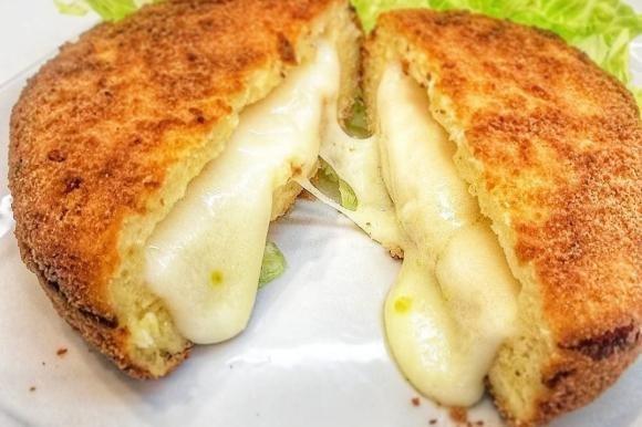 Bomboloni di patate e formaggio