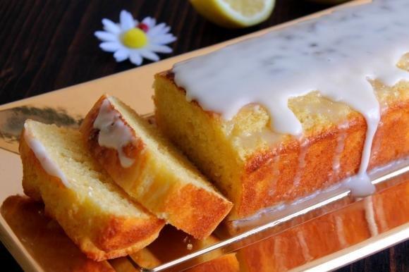 Plumcake alla ricotta e limone