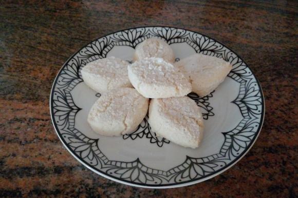 Biscotti panna e limone