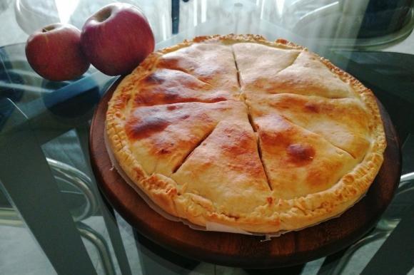 Apple Pie senza lattosio