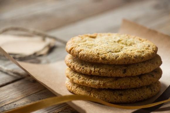 Biscotti senza glutine alle mandorle e curcuma