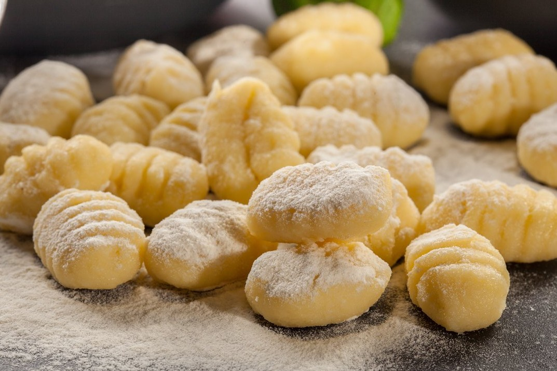 Ricetta Gnocchi Di Patate Viola Senza Uova.Gnocchi Di Patate Senza Uova Ricetta E Variante Bimby Fidelity Cucina