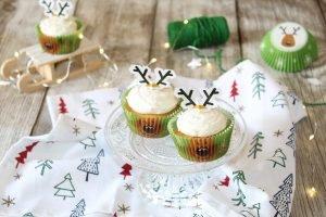 Muffin al limone e crema diplomatica
