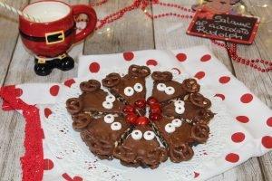 Rudolph salame di cioccolato