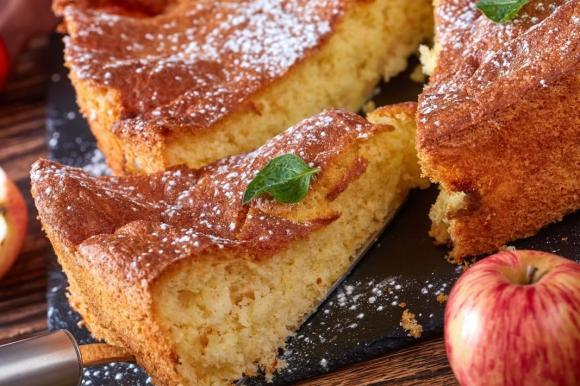 Pan di mele sofficissimo