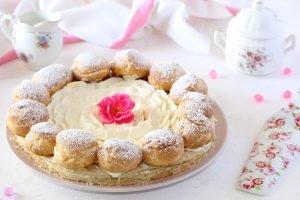 Torta Saint honorè moderna