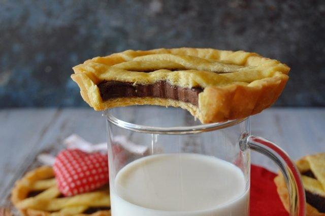 crostata-con-nutella