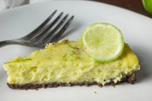 Cream Lime Pie